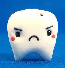 tandpleje - huller i tænderne